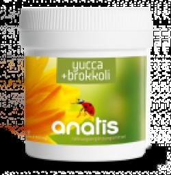 Yucca + Brokkoli 60 Kps.